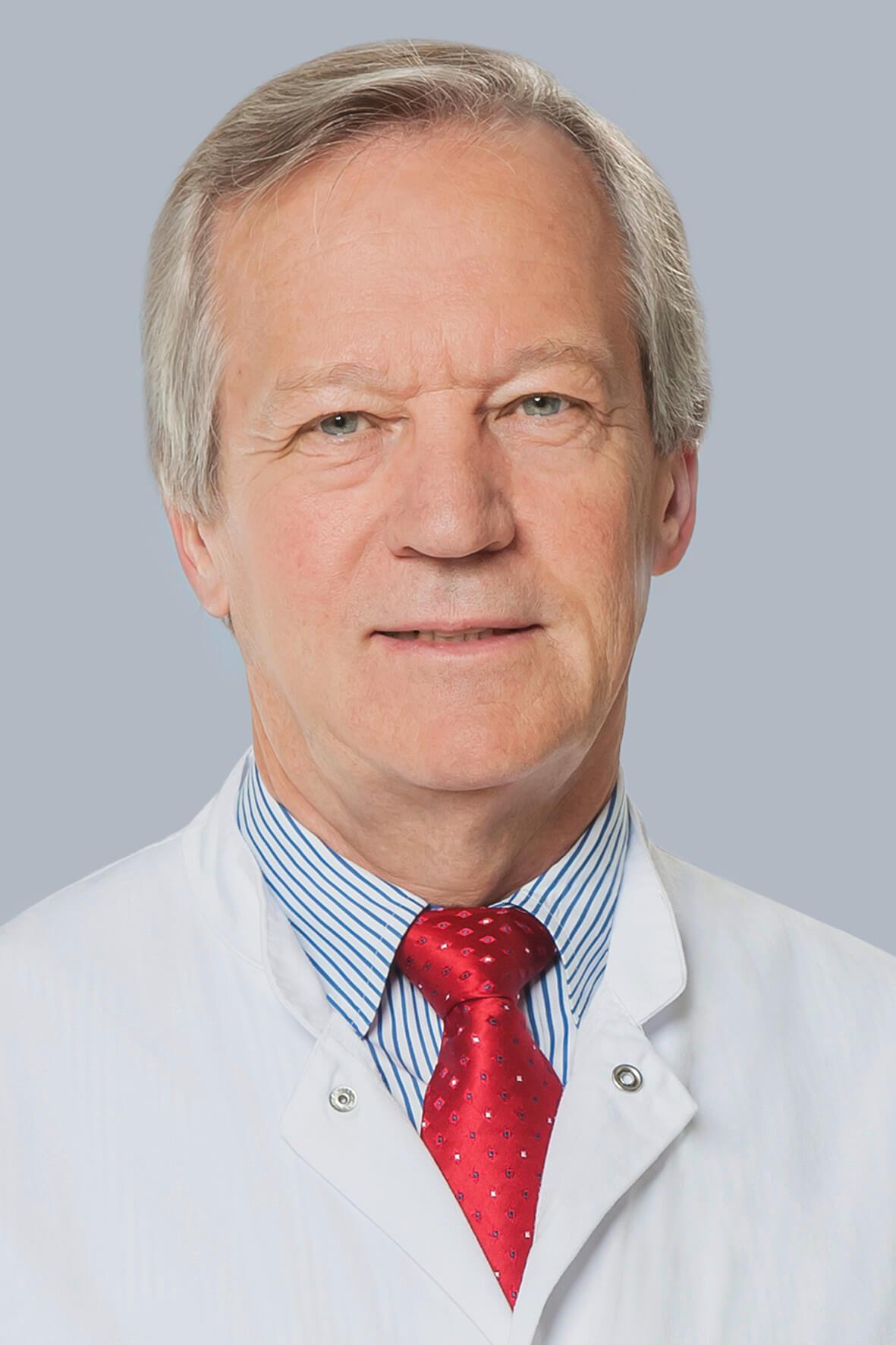 Prof. Dr. med. Armin Steinmetz, F.A.H.A.